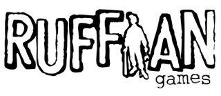 Ruffian logo white